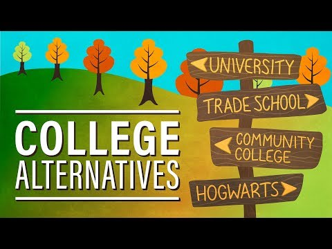 What Are the Alternatives to College?