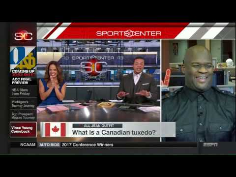 Vince Young talks to SportsCenter about his new CFL team