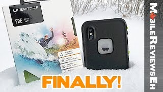 Should you get one? LifeProof Fre Review for the iPhone XS w/ Lifeproof Slam and Next comparison