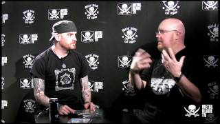 Primordial's AA Nemtheanga talks classic metal with Brian Slagel: Omen