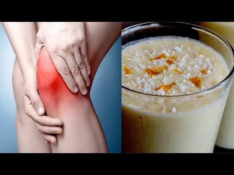 If You Want To Strengthen The Knees, Rebuild Cartilages And Ligaments You Will Need This Drink!