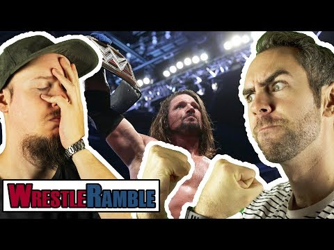 What Next For Jinder Mahal?! WWE Raw v Smackdown Nov. 6 & 7, 2017 | WrestleRamble