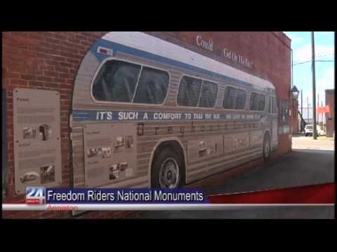 Freedom Riders Monument Coming Soon