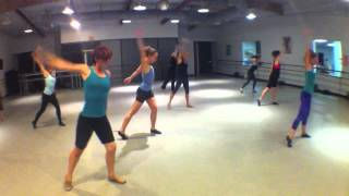 David Norwood Choreography to Junkie