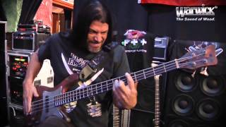 Video Robert Trujillo and his Warwick Custom Shop Rusty download MP3, 3GP, MP4, WEBM, AVI, FLV Desember 2017