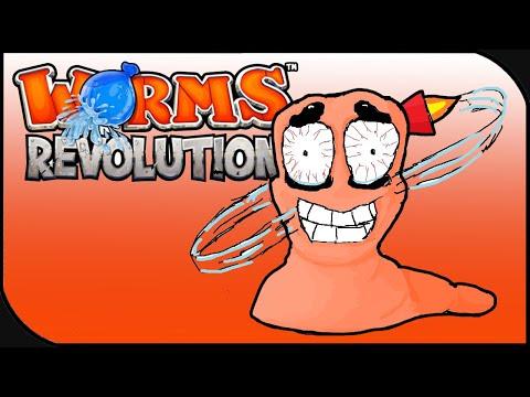Dumb Game Mechanics | Worms Revolution |
