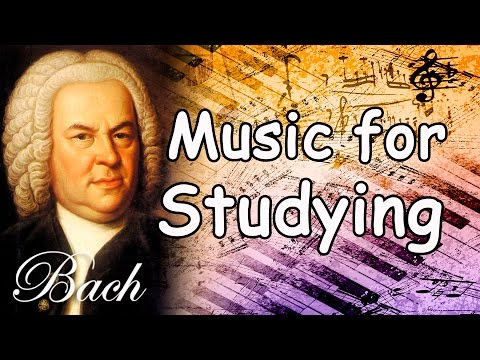 Bach Study Music Playlist | Classical Music for Studying, Concentration, Relaxation Instrumental Mix