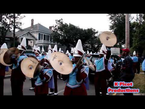 Talladega College Drumline 2018 @ Hermes Parade