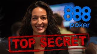 888Poker's Secret is Safe with Kara Scott