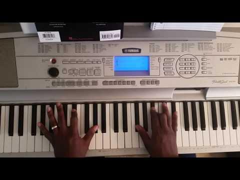 Lauryn Hill - Ex Factor (Piano Tutorial)
