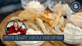 5 Simple Aioli Sauce Recipes