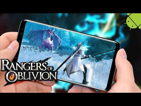 New Action RPG High Graphics Game For Android - Rangers of Oblivion - Download Apk + Obb - 동영상