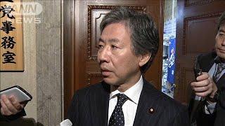 野党 秋元司議員逮捕で国会閉会中も徹底追及へ(19/12/25)