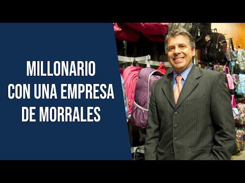 Se hizo millonario Vendiendo Morrales - Yonatan Bursztyn 🎒