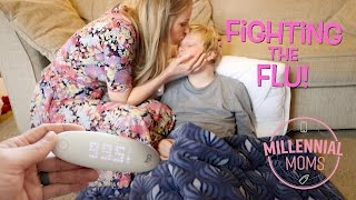 HACKS FOR SICK KIDS | Millennial Moms