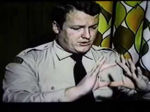 Constable James Blackwood's UFO Sighting in 1978. Another credible witness!.
