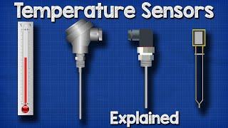 Temperature Sensors Explained