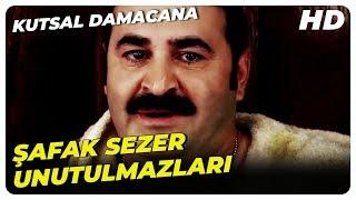 Şafak Sezer'in Kutsal Damacana'daki En Komik Sahneleri | Türk Komedi Fİlmleri