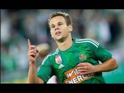Louis Schaub skills TORE & Assists 2017 | Rapid Wien & ÖFB | King Louis!