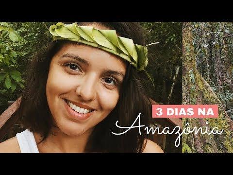 TURISMO NA AMAZÔNIA: o que fazer, pacote pra 3 dias na floresta amazônica e mais!