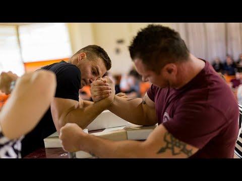 OPEN RIGHT   ARM WRESTLING CHAMPIONSHIP LK 1 LATVIA 2019