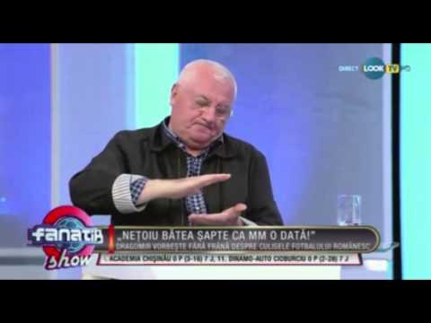 Dumitru Dragomir despre Mititelu Fanatik Show 25.09.14