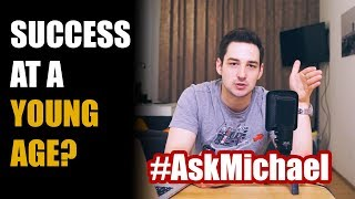 HOW TO BE SUCCESSFUL AS A YOUNG ENTREPRENEUR? #AskMichael