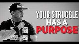 YOUR STRUGGLE HAS A PURPOSE   Best Motivational Video Speeches   Dr Billy Alsbrooks Motivation Live