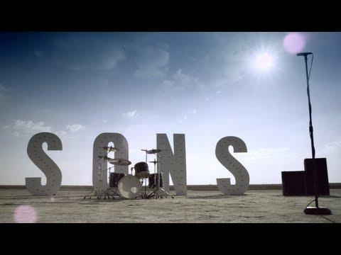 Zebra & Giraffe - Sons (OFFICIAL Music Video)