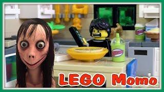 Lego мультфильм Момо - История  momo из лего