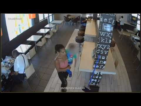 Woman Kidnapped 4 Year Old Boy Inside McDonald's