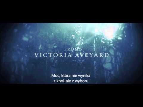 """""""Szklany miecz"""" autorstwa Victorii Aveyard"""