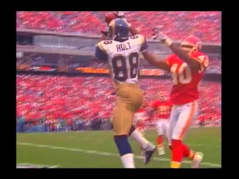 Torry Holt highlight video