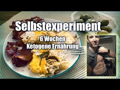 Mein Selbstexperiment - 6 Wochen Ketogene Ernährung