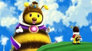 Super Mario Galaxy Walkthrough - Part 3 - Honeyhive Galaxy