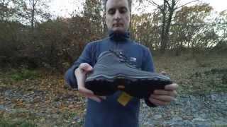 Видеообзор - Ботинки осенне-зимние водонепроницаемые кожаные мужские Grisport (Red Rock) 11221v10