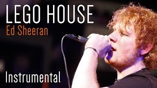 Ed Sheeran - Lego House (Acoustic Instrumental / Karaoke)