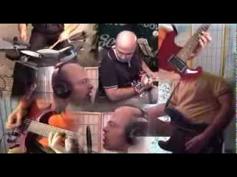 "Don't say ""never"", don't say ""no"" - AbelBand's original song"