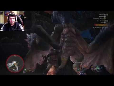 Ma Premiere Vidéo sur PC (World War II et Monster Hunter World) thumbnail