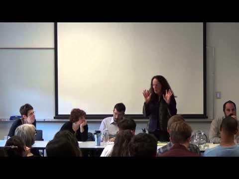 Berkeley Sociology Forum: WENDY BROWN discusses her book UNDOING THE DEMOS