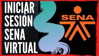 Iniciar sesión en curso virtual del SENA Blackboard 91