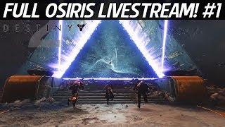Destiny 2 - Curse Of Osiris Live Stream Reveal #1!