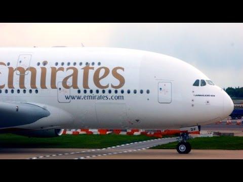 Airlines mock laptop ban on social media
