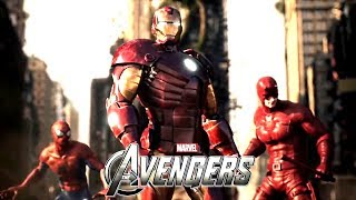 New Avengers Project Game Trailer This Week To Be REVEALED?
