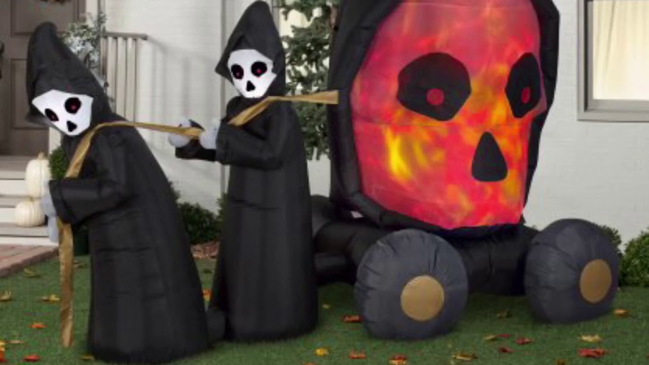 new walmart 2017 halloween inflatables - Halloween Walmart