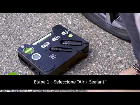 El Kit Slime Flat Tyre Repair