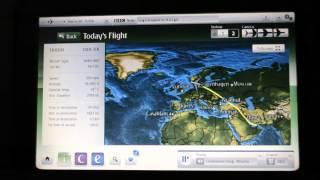 Emirates EK203 A380 Economy Dubai to New York JFK (A6-EDE)
