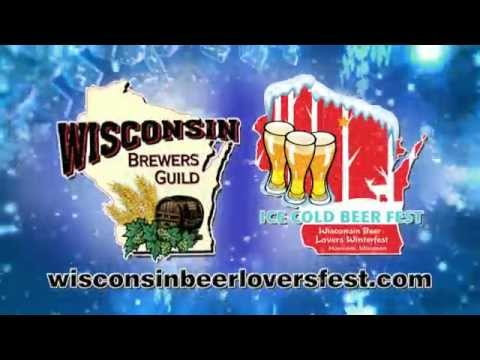 2015 Wisconsin Beer Lovers Fest & 17th Annual Ice Cold Beer Fest
