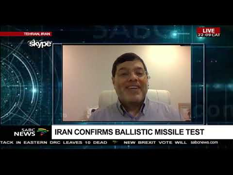 Professor Seyed Mohammad Marandi on Iran's ballistic missile test