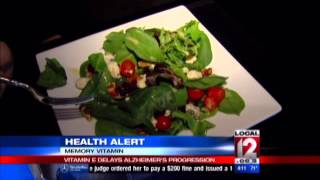 Why You Should Remember to Eat Healthy, WKRC-TV, Cincinnati, Ohio